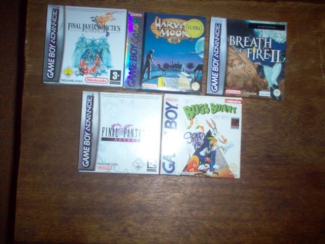 Ma collection de jeux vidéos :) IM000660