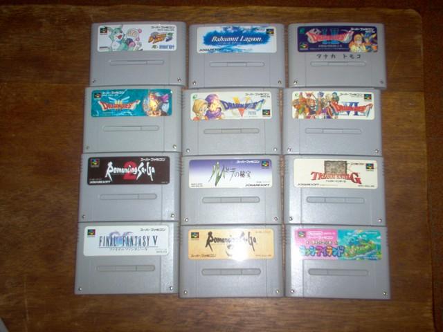 Ma collection de jeux vidéos :) IM000678